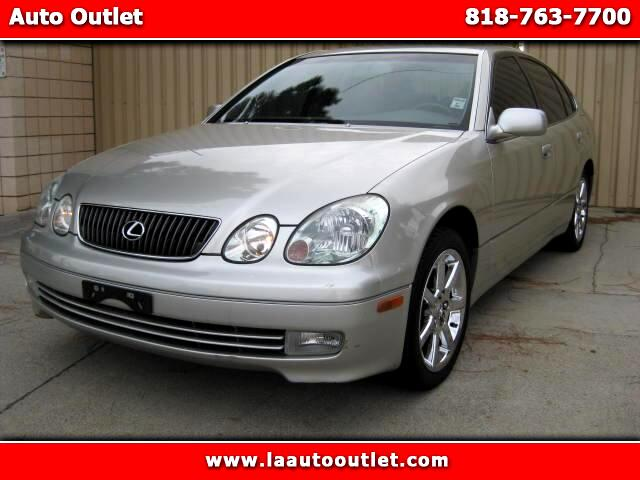 2003 Lexus GS 2003 LEXUS GS 430 IS CARFAX CERTIFIED ONE OWNER SUPER CLEAN CAR SILVER WITH GRAY HEAE