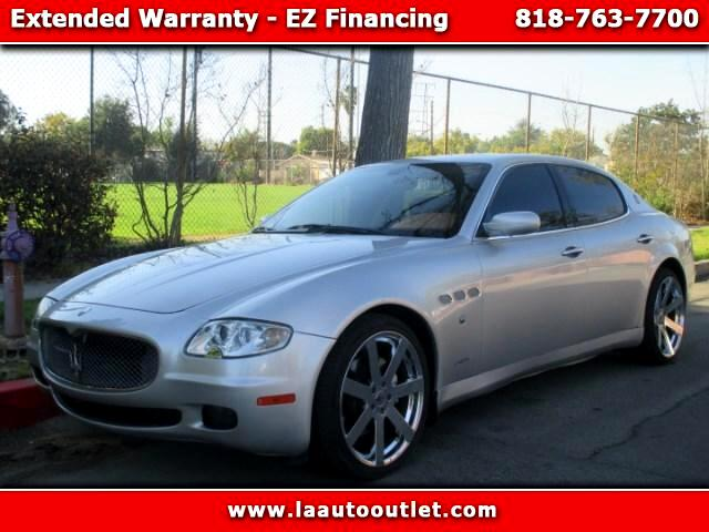 2008 Maserati Quattroporte Executive GT Automatic