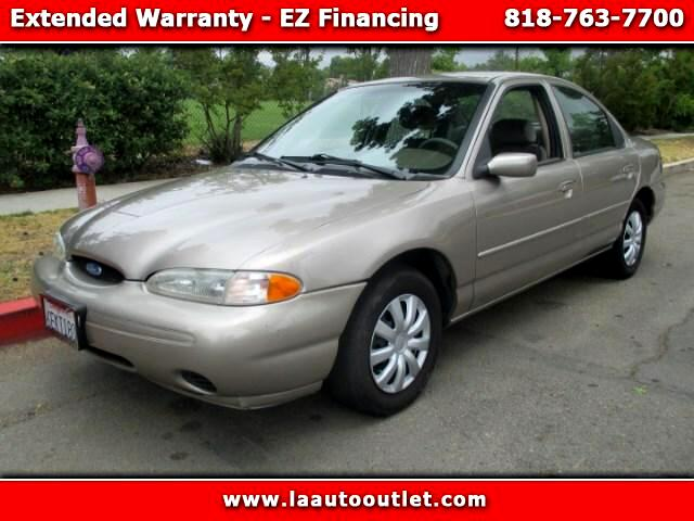 1996 Ford Contour GL