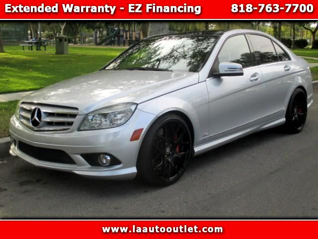2010 Mercedes-Benz C-Class C350 Sport Sedan