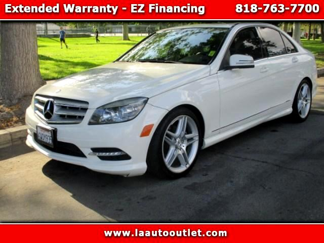 2011 Mercedes-Benz C-Class C300 Sport Sedan