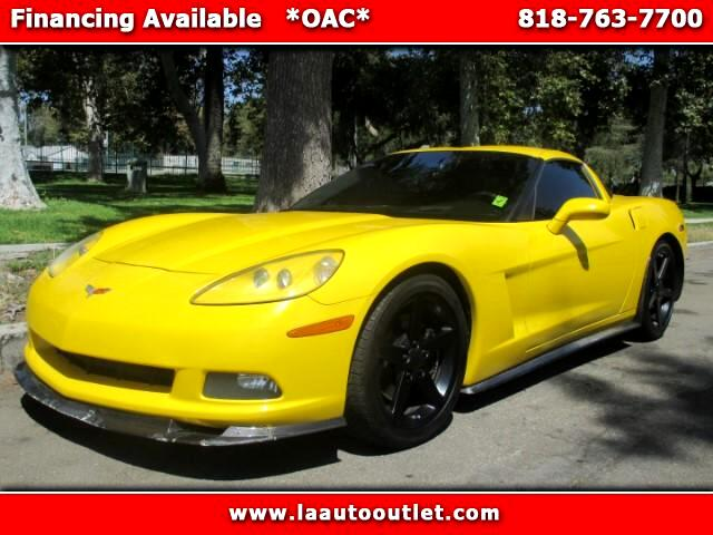 2006 Chevrolet Corvette Coupe