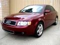 2004 Audi A4 1.8T with Multitronic