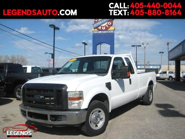 2010 Ford F-250 SD Lariat SuperCab Long Bed 2WD