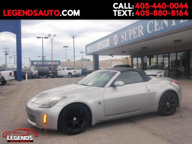 2004 Nissan 350Z Enthusiast Roadster