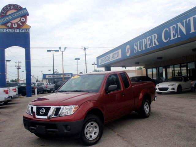 2016 Nissan Frontier EXT CAB S