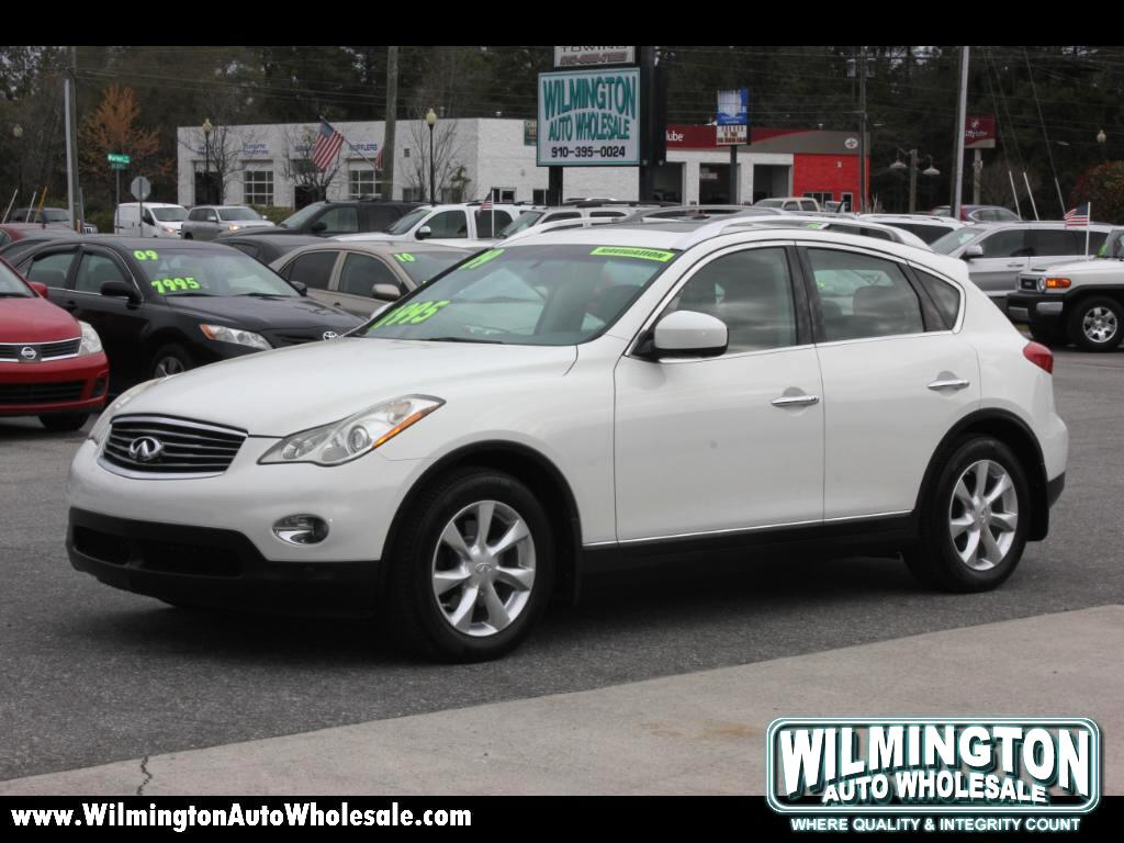 Auto Wholesale Wilmington Nc >> Used 2009 Infiniti Ex For Sale In Wilmington Nc 28405 Wilmington