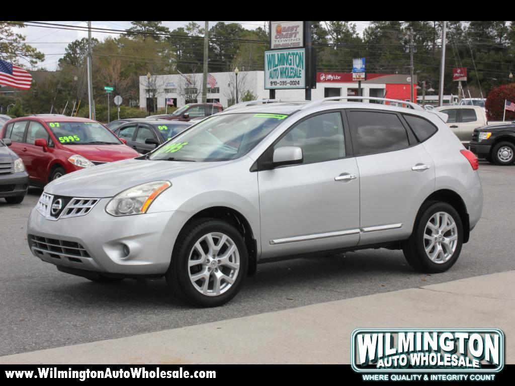 2011 Nissan Rogue SV FWD