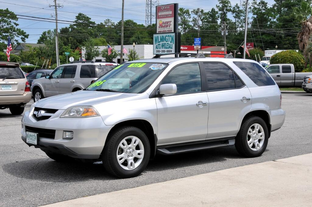 used 2006 acura mdx sold in wilmington nc 28405 wilmington. Black Bedroom Furniture Sets. Home Design Ideas