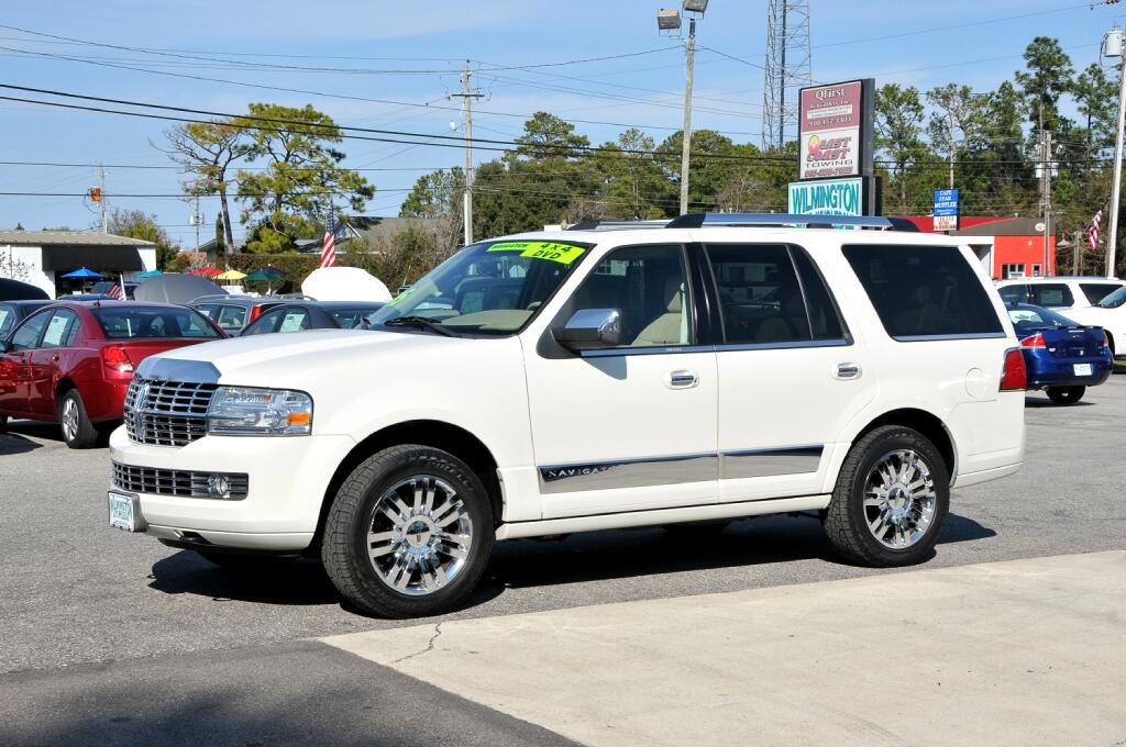 Used 2008 Lincoln Navigator For Sale In Wilmington Nc Wilmington Auto Wholesale