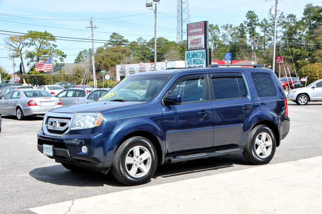 2010 honda pilot ex l 2wd 5 spd at for Used honda pilot 2010