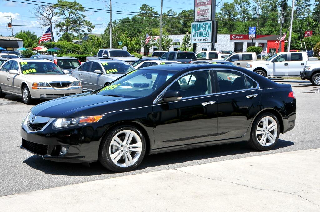 used 2010 acura tsx for sale in wilmington nc 28405 wilmington auto wholesale. Black Bedroom Furniture Sets. Home Design Ideas