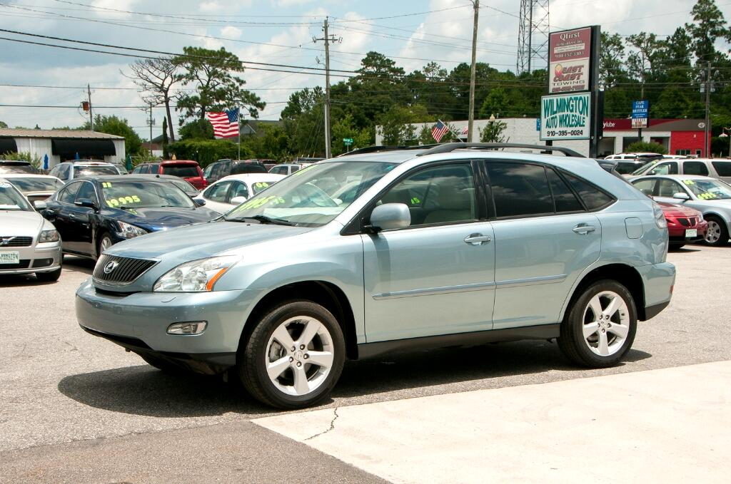 used 2007 lexus rx 350 for sale in wilmington nc 28405 wilmington auto wholesale. Black Bedroom Furniture Sets. Home Design Ideas