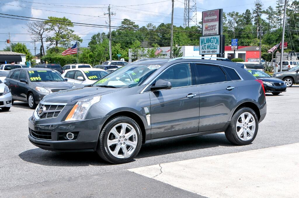 used 2011 cadillac srx performance collection awd for sale in wilmington nc 28405 wilmington. Black Bedroom Furniture Sets. Home Design Ideas