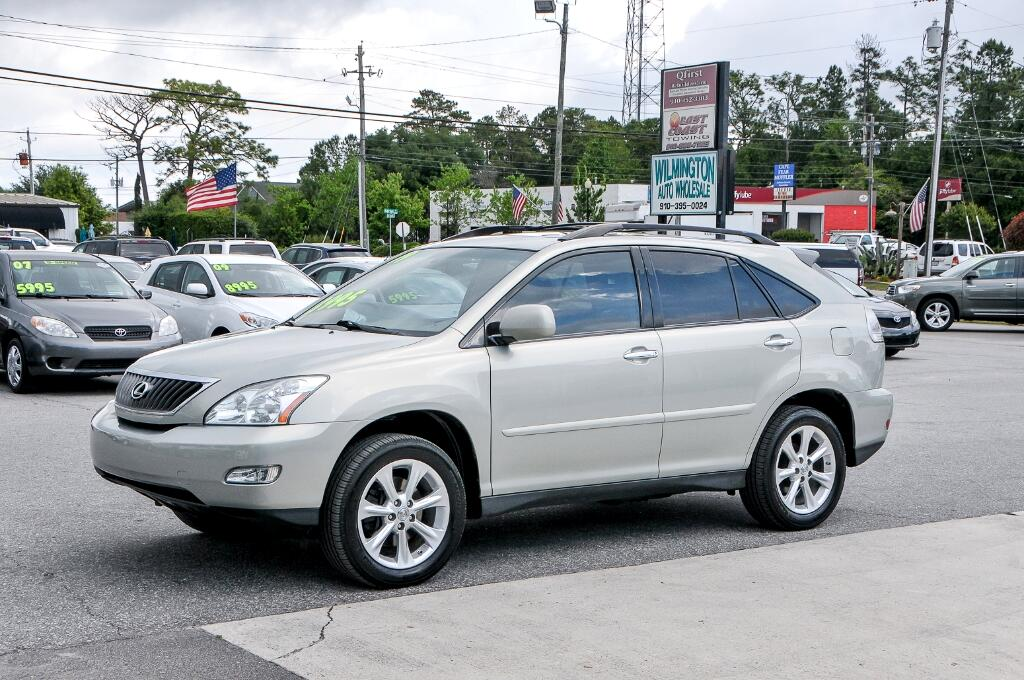 used 2009 lexus rx 350 fwd for sale in wilmington nc 28405 wilmington auto wholesale. Black Bedroom Furniture Sets. Home Design Ideas
