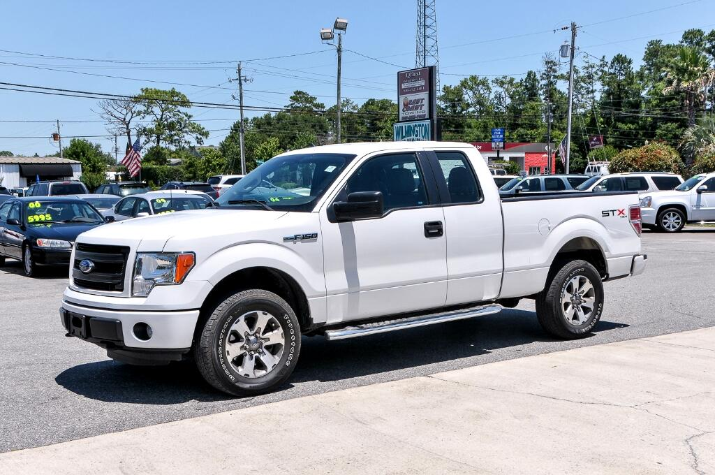 used 2013 ford f 150 stx supercab 4wd for sale in wilmington nc 28405 wilmington auto wholesale. Black Bedroom Furniture Sets. Home Design Ideas