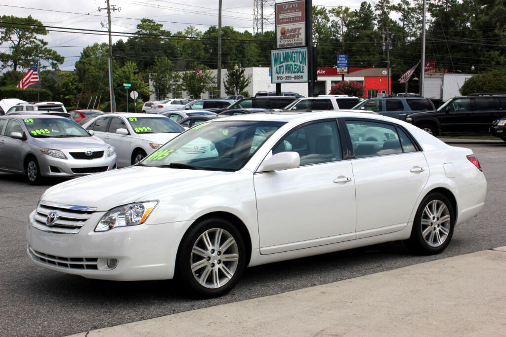 used 2007 toyota avalon limited for sale in wilmington nc. Black Bedroom Furniture Sets. Home Design Ideas