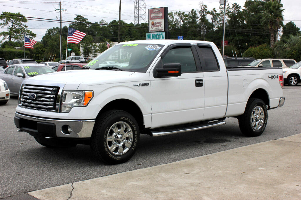 Wilmington Auto Wholesale >> Used 2011 Ford F-150 FX4 SuperCab 6.5-ft. Bed 4WD for Sale in Wilmington NC 28405 Wilmington ...