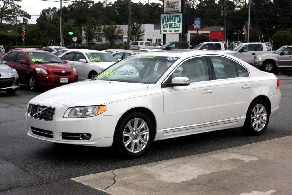 used 2011 volvo s80 3 2 fwd for sale in wilmington nc. Black Bedroom Furniture Sets. Home Design Ideas
