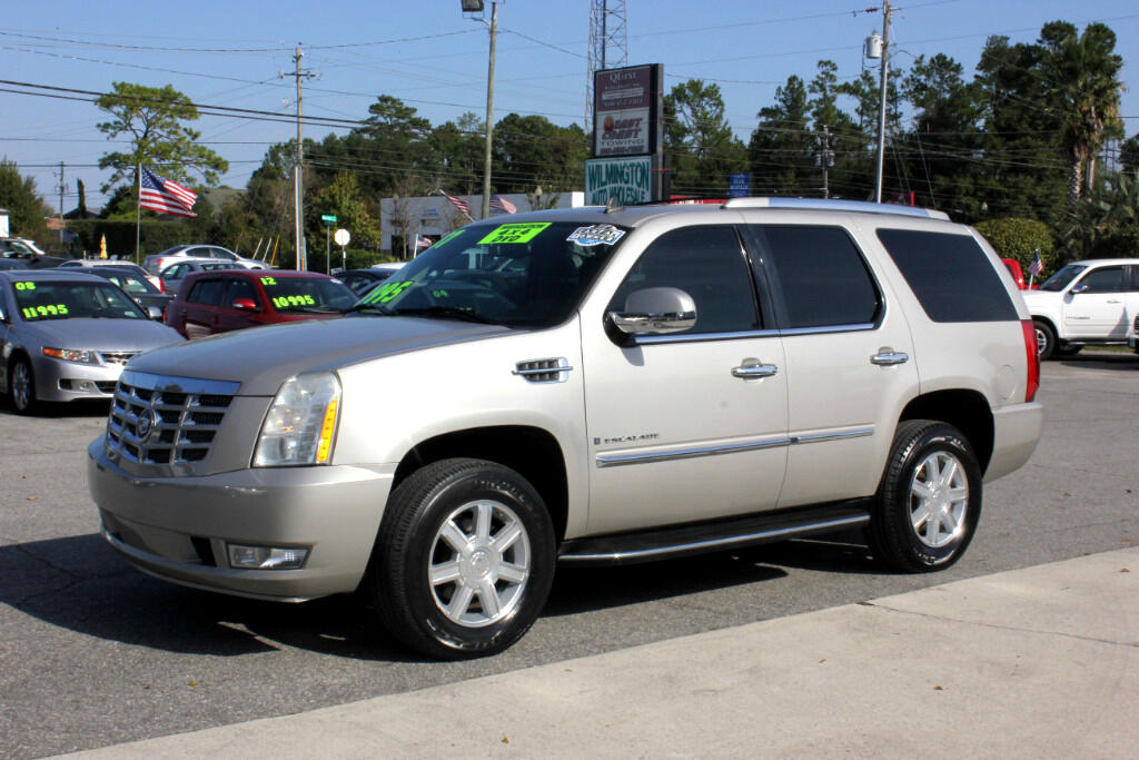 Used 2007 Cadillac Escalade AWD for Sale in Wilmington NC ...