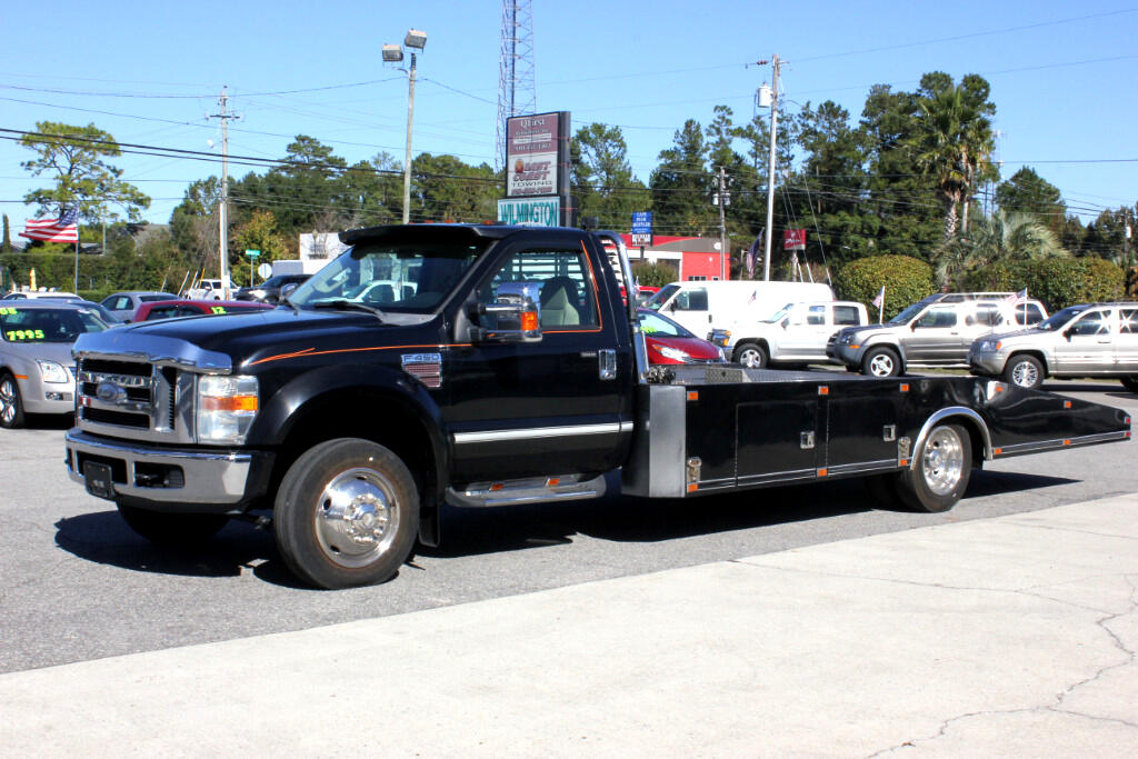 2008 Ford F-450 SD Regular Cab 2WD DRW
