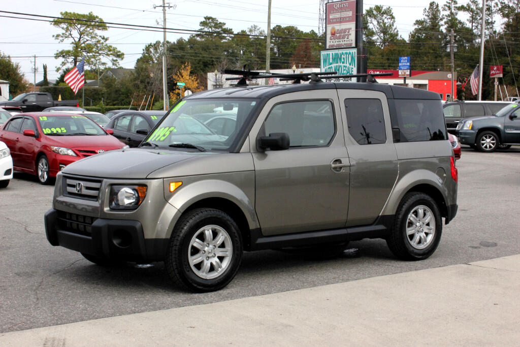 Used 2008 honda element ex 2wd at for sale in wilmington for Honda dealership wilmington nc