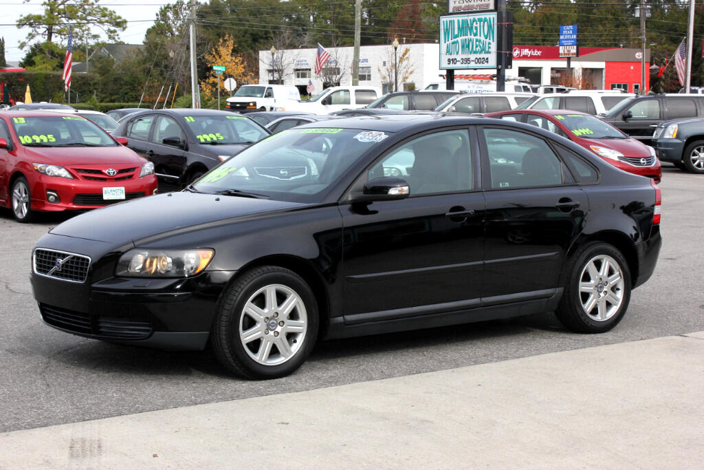 Used 2007 Volvo S40 2 4i For Sale In Wilmington Nc 28405