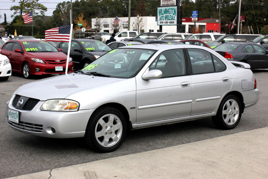 Wilmington Auto Wholesale >> Used 2006 Nissan Sentra 1.8 for Sale in Wilmington NC 28405 Wilmington Auto Wholesale