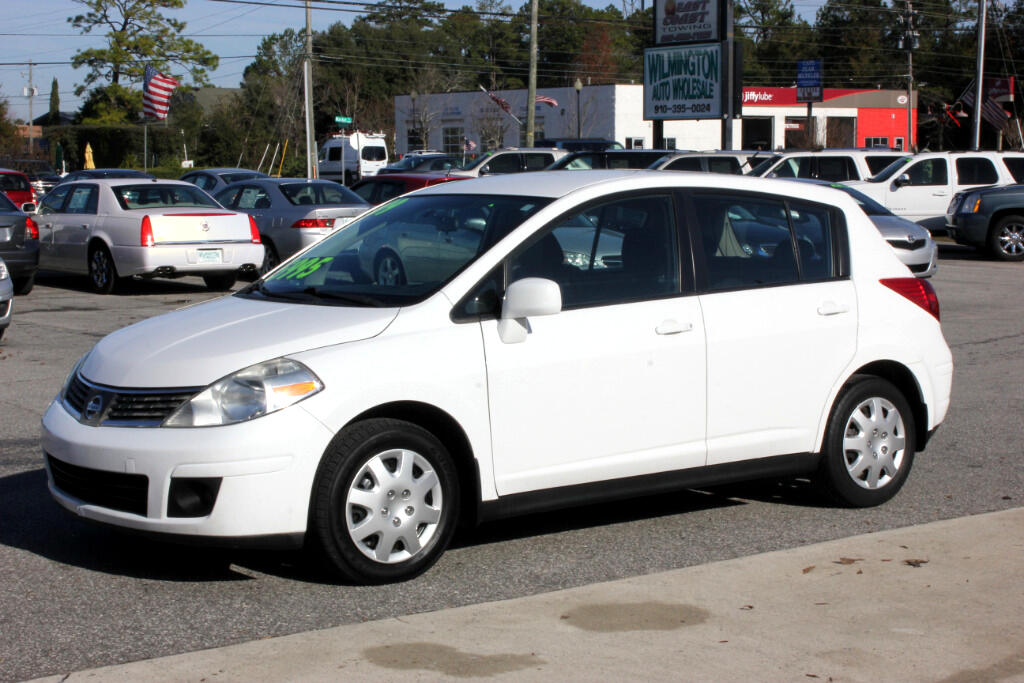Wilmington Auto Wholesale >> Used 2009 Nissan Versa 1.8 S Hatchback for Sale in Wilmington NC 28405 Wilmington Auto Wholesale