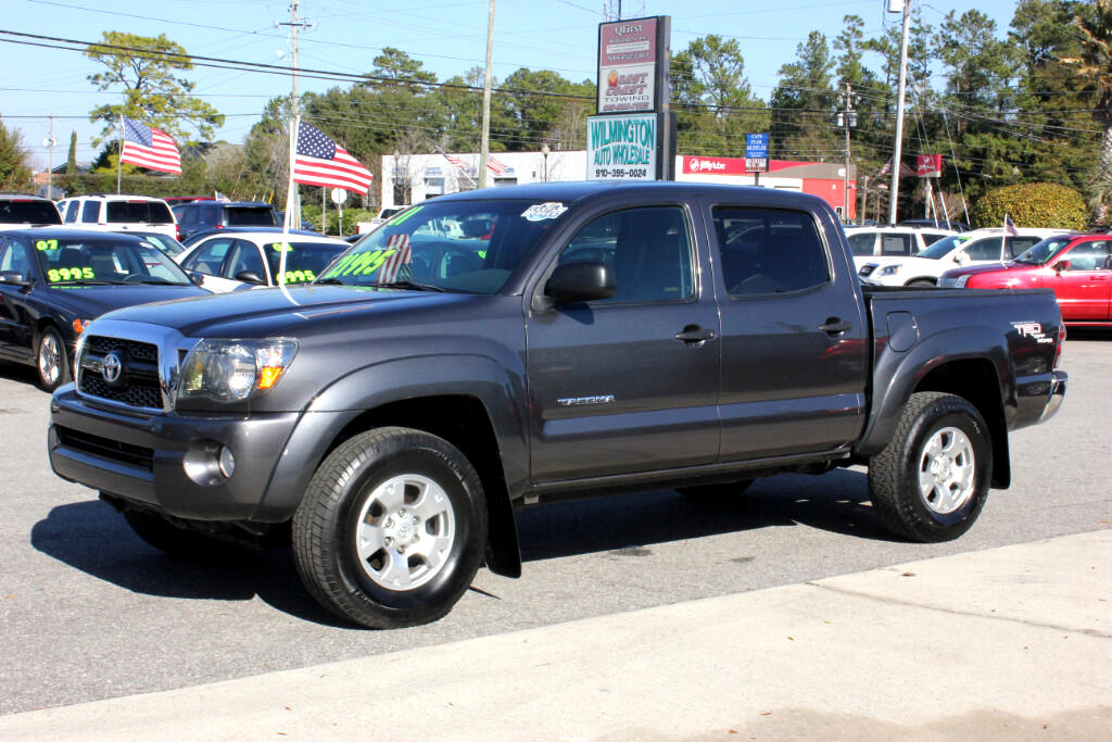 used 2011 toyota tacoma prerunner double cab v6 auto 2wd. Black Bedroom Furniture Sets. Home Design Ideas