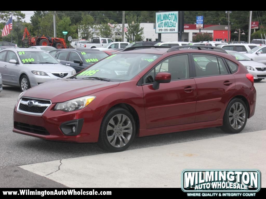 2013 Subaru Impreza 2.0i Sport Premium