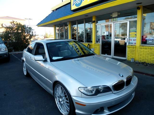 2004 BMW 3-Series 325Ci coupe