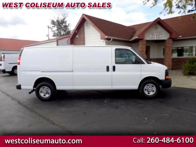 2012 Chevrolet Express 3500 Cargo Extended