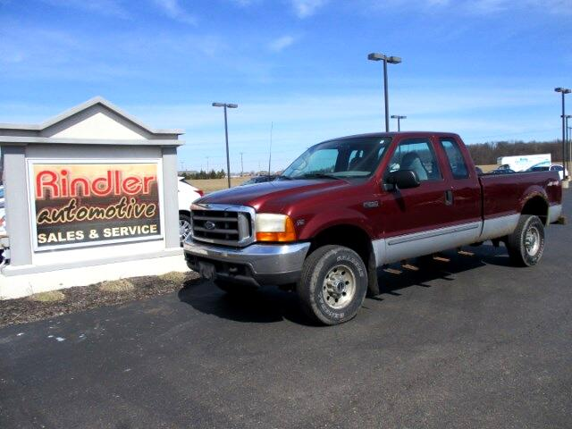 1999 Ford F-250 SD XLT SuperCab SWB 4WD