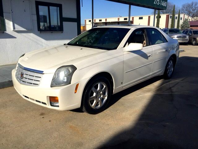 2007 Cadillac CTS 3.6 Luxury