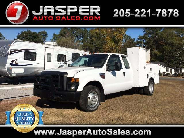 2008 Ford F-350 SD XL SuperCab Long Bed DRW 2WD