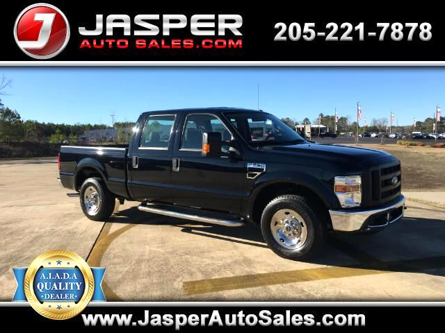 2010 Ford F-250 SD XL Crew Cab 2WD