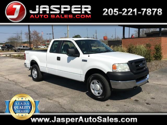 2005 Ford F-150 XL SuperCab 4WD