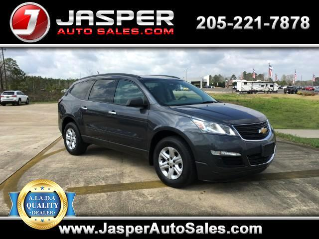 2013 Chevrolet Traverse LS FWD w/PDC