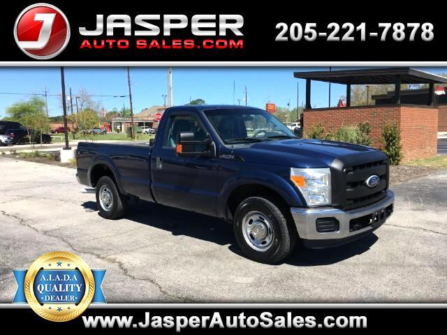 2011 Ford F-250 SD XLT 2WD
