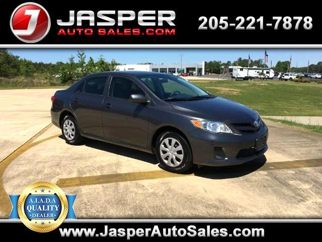 2013 Toyota Corolla Base 4-Speed AT