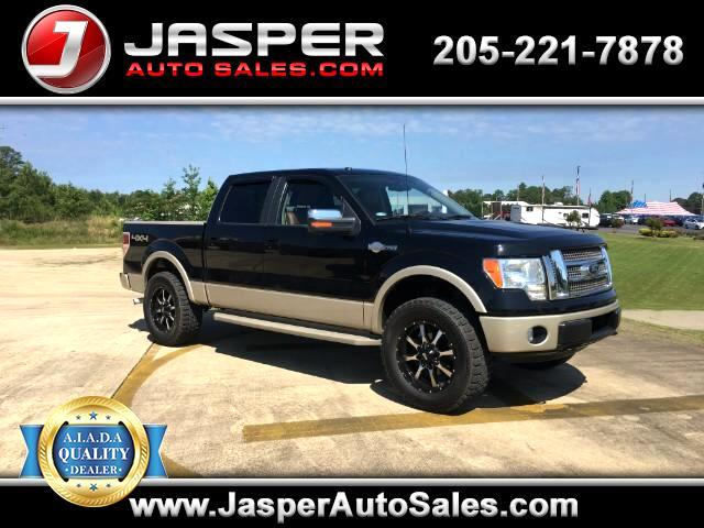 2009 Ford F-150 King Ranch SuperCrew 4WD