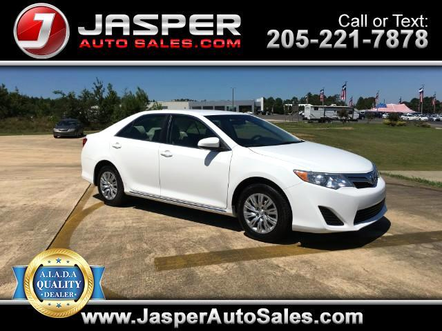 2013 Toyota Camry LE 5-Spd AT