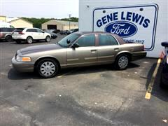 2010 Ford Crown Victoria