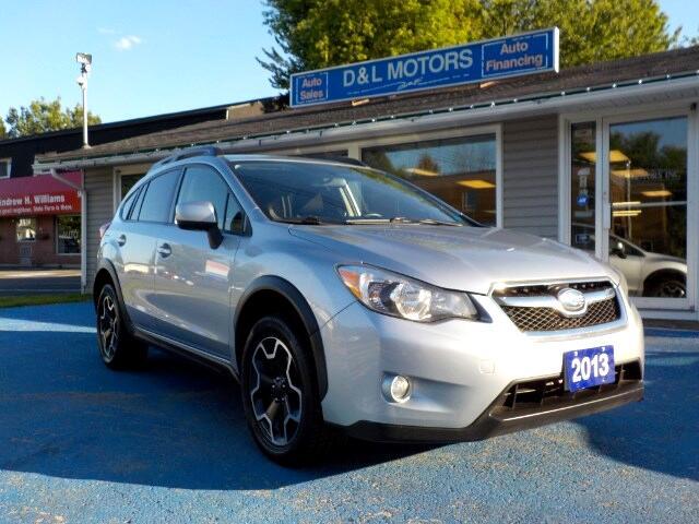 2013 Subaru XV Crosstrek 2.0i Premium CVT