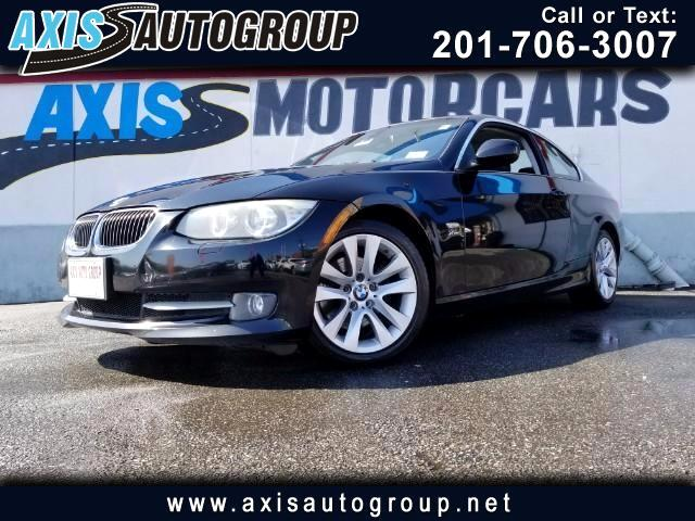 2011 BMW 3-Series 328i xDrive Coupe - SULEV