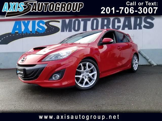 2011 Mazda MAZDASPEED3 Sport 5-Door