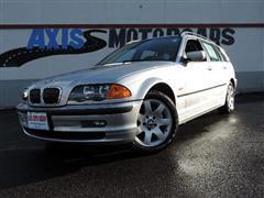 2001 BMW 3-Series Sport Wagon