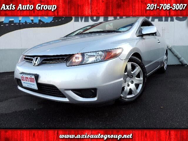 2008 Honda Civic LX 2dr Coupe 5A
