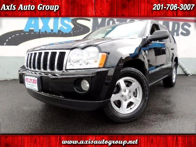 2007 Jeep Grand Cherokee 4×4 Limited 4dr Crossover